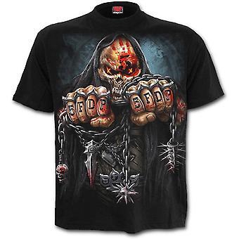 Vijf vinger dood punch - game over - mens korte mouw t-shirt