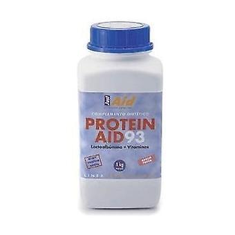 Protein Aid 93 Whey Protein (Vanilla Flavor) 1 kg (Vanilla)