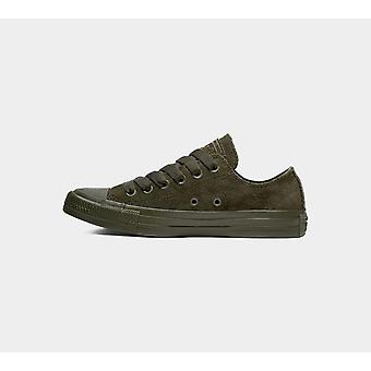 Converse Ctas Ox 162466C Utility Green Womens Shoes Boots