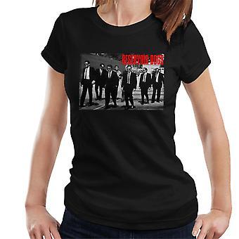 Reservoir Dogs Cast Title Shot Women's T-Shirt