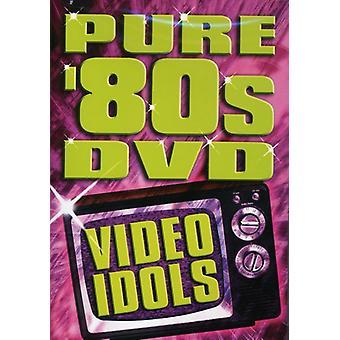 Pure '80s DVD-Video Idols [DVD] USA import