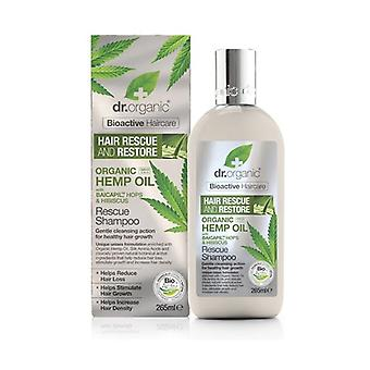Organic Hemp Haircare Shampoo 265ml 265 ml