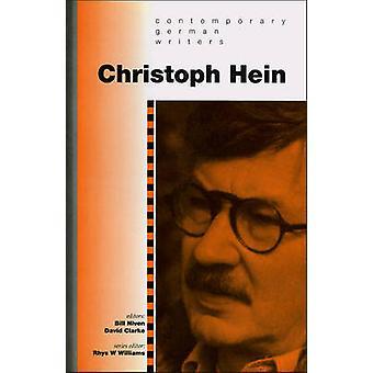 Christoph Hein av Redigerad av Bill Niven & Redigerad av David Clarke