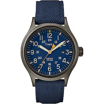 TW2R46200, Military Allied Core Camper Mens Watch / Blue