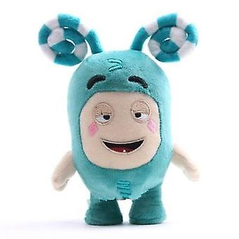 Oddbods Cartoon Cute Soft Fuse, Pogo, Bubbles Bambola peluche
