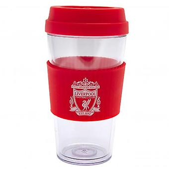 Liverpool Clear Grip Travel Mug CR