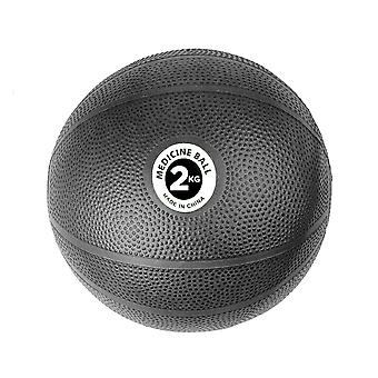Fitness Mad PVC Medisin Ball - 2KG