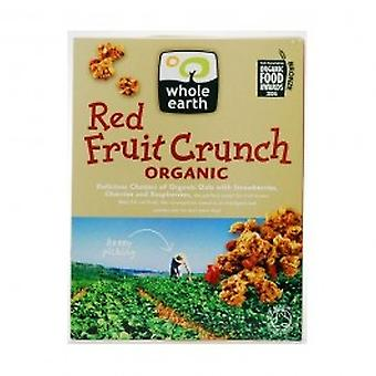 Whole Earth - Organic Red Fruit Crunch