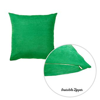 """20""""x20"""" Green Honey Kelly Throw Pillow Cover (2 pcs in set)"""