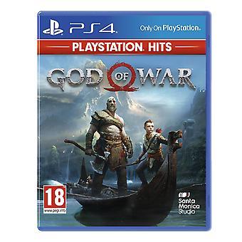 God Of War PS4 Game (PlayStation Hits)