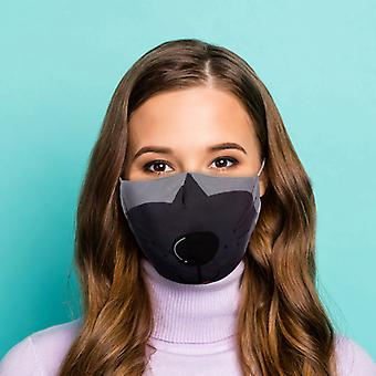 Cutiemals Dog Reusable Face Covering - Grand Pack X 1