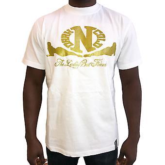 Darkncold Ladies Best Friend T-shirt White Gold