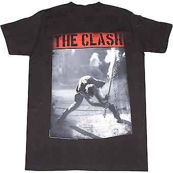 Lontoo kutsuu Clash T-paitaa