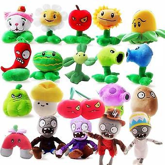 Plants Vs Zombies Lovely Plush&stuffed, Popular Games Pvz Hot Doll-gifts