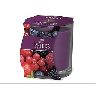 Prices Cluster Jar Mixed Berries PCJ010615