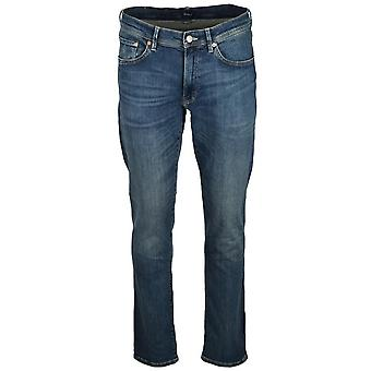 Gant D1. Slim Active Recover Jeans