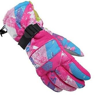 Unisex Windproof, Waterproof And Winter Warm Gloves