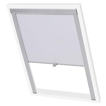 Blackout roller blind White SK08