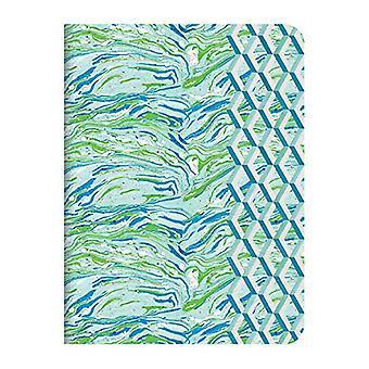 Designers Guild-Jourdain Handmade Embroidered A5 Journal (Designers Guild-Jourdain)