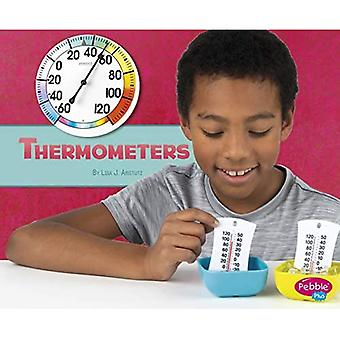 Thermometers (Pebble Plus: Science Tools)