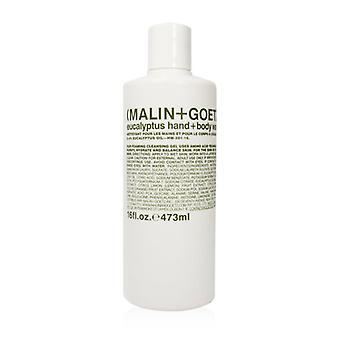 MALIN+GOETZ Eucalyptus Hand+Body Wash 473ml/16oz