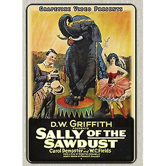 Sally of the Sawdust (1925) [DVD] USA import