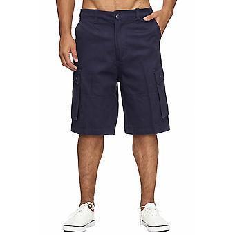 Plaid de bermudas Cargo Shorts hommes shorts étirement été Sport Karo