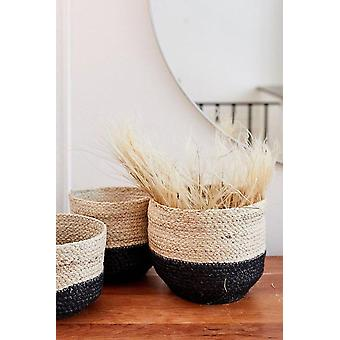Handwoven Jute Baskets