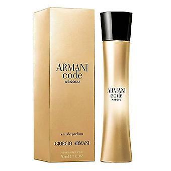 Giorgio Armani Armani Codice Absolu Pour Femme Eau de Parfum Spray 50ml
