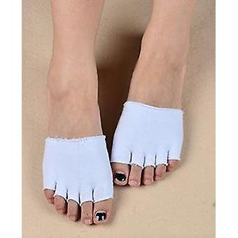 Vrouwen Toe Vijf Finger Sokken Fish Mouth Summer Thin Invisible Socks