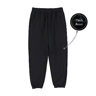 Winter New Jogger Pants Men Drawstring Trousers Casual Comfortable Tracksuits