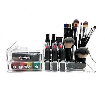 OnDisplay Bea Deluxe Acrylic Cosmetic/Jewelry Organization Tray