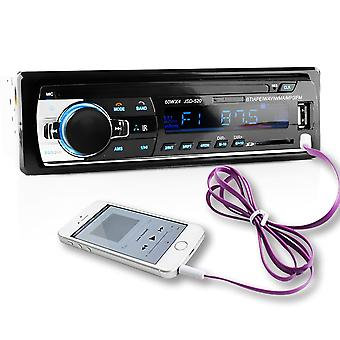 Voiture Radio Stereo Player Digital Bluetooth, Lecteur Mp3