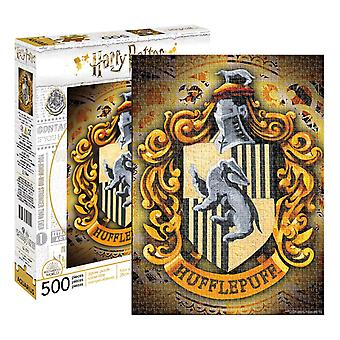 Harry potter - hufflepuff 500pc puzzle