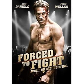 Forced to Fight [DVD] USA import
