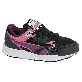 Puma Trinomic XT 1 Plus Junior Kids Lace Up Lo Trainers  Black 358799 03 B57C