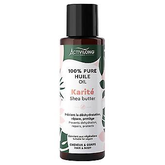 Activilong 100% pure shea maslový olej 100 ml - 3,4 fl.oz