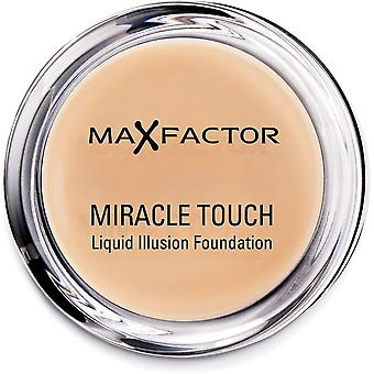 Max Factor #Max Factor Miracle Touch Foundation - Natural 70 DISCON#