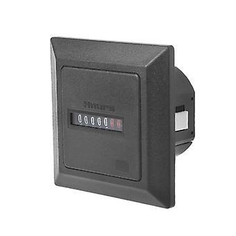 Timer Square Counter Digital Hour Meter Hourmeter Gauge
