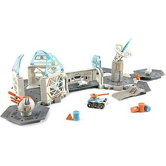 HEXBUG nano Space Discovery Station Space Building Construction 417-5399-00GL04