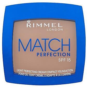 Rimmel London Match Perfection Compact Foundation Spf15