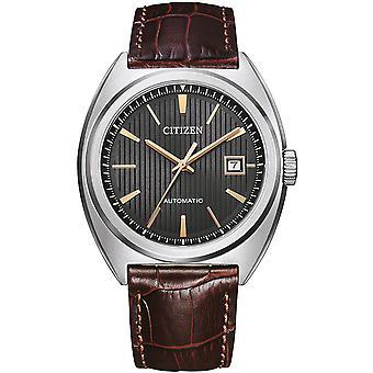 Męski zegarek Citizen NJ0100-03H, Automatyczny, 42mm, 10ATM