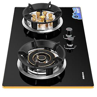 Gas Stove Double Fire