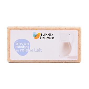 Honey and Milk Exfoliating Soap 1 unit