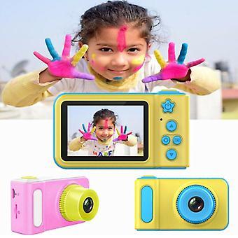 Children Digital Camera 2 Inch Lcd Hd Monitor Mini Camcorder