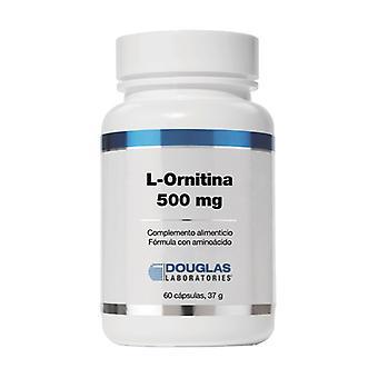 L-Ornithine 60 capsules