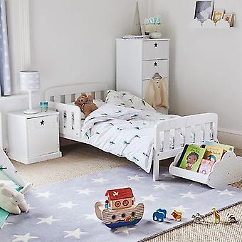 Gyermek-apos;s Bútor Éjjeliszekrény Egyszerű modern tároló szekrény (A modell)