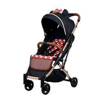 Original Lightweight Baby Stroller, Trolley Car Folding Baby Stroller