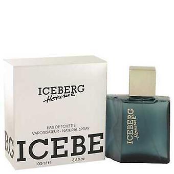 Iceberg Homme By Iceberg Eau De Toilette Spray 3.4 Oz (men) V728-515350