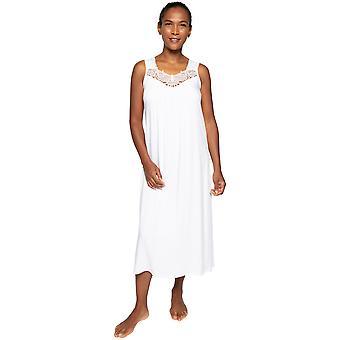 Cyberjammies Nora Rose Elizabeth 1534 Women's White Nightdress